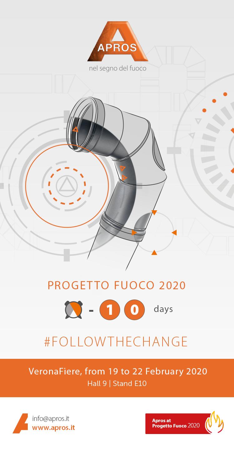 Apros Progetto Fuoco 2020